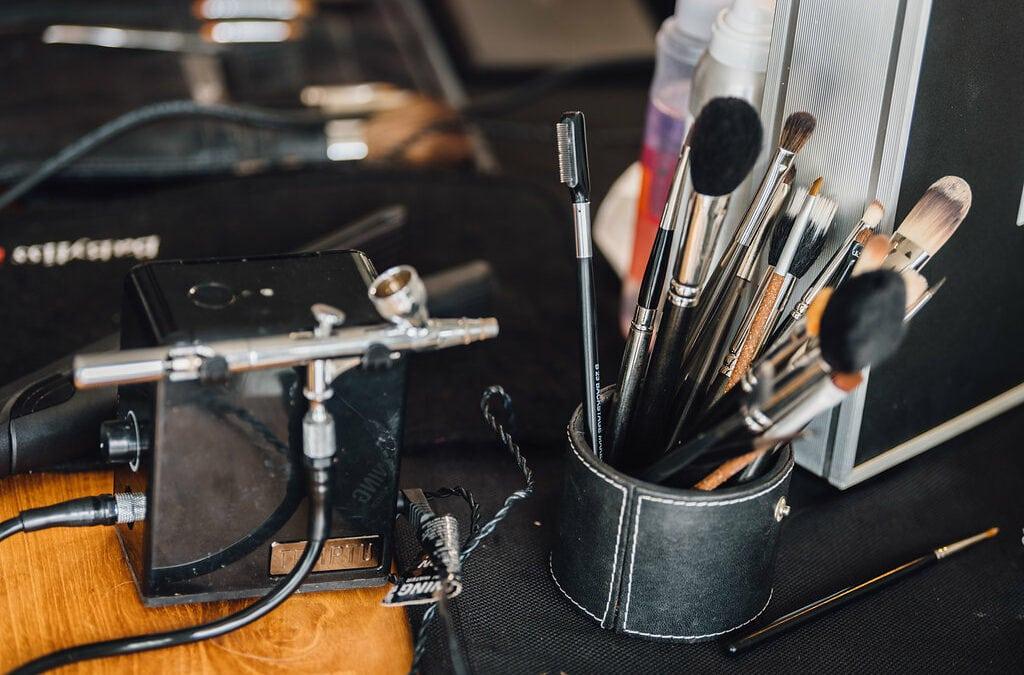Ihr Styling mit Airbrush Make-up