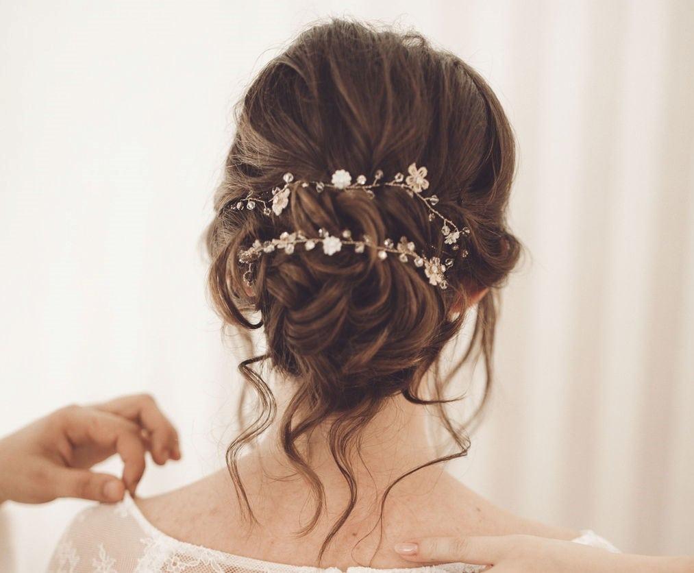 Hochzeitsfrisuren - Eveline Boeckx