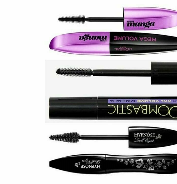 Mascara volle wimpern